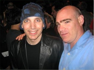 Joe Satriani and Greg